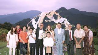 Nikita & Adrian Wedding Cinema 儀式+戶外證婚 + 晚宴 In 優聖美地 鄉村渡假別墅