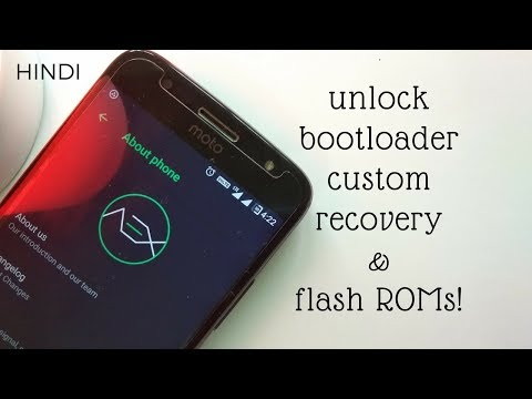 Moto G5s Plus/G5 Plus/G5: Unlock Bootloader, Install Custom Recovery And Flash Any Custom ROMs.
