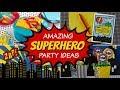 33 Best Superhero Party Ideas & Supplies!