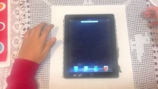 iPad touch screen problem
