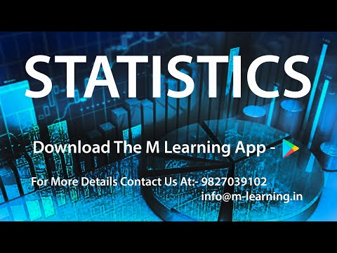 STATISTICS: Mean, Median, Mode - Class 10th & NTSE - 01/10