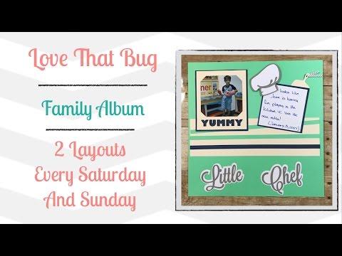Cricut Explore | Family Album #3