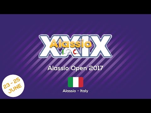 Alassio Open 2017   WDSF International Open Standard Adult   Final Presentation