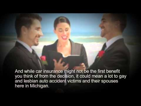 What Gay Marriage Means to Michigan Auto Laws