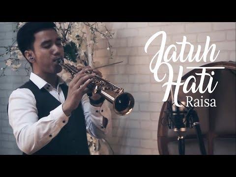 Jatuh Hati (Raisa Andriana) - soprano saxophone cover by Desmond Amos
