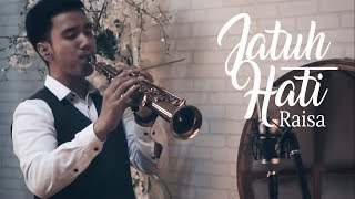 Video Jatuh Hati (Raisa Andriana) - soprano saxophone cover by Desmond Amos download MP3, 3GP, MP4, WEBM, AVI, FLV Desember 2017
