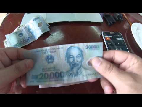Banconote del vietnam Vietnamese dong banknotes vietnam