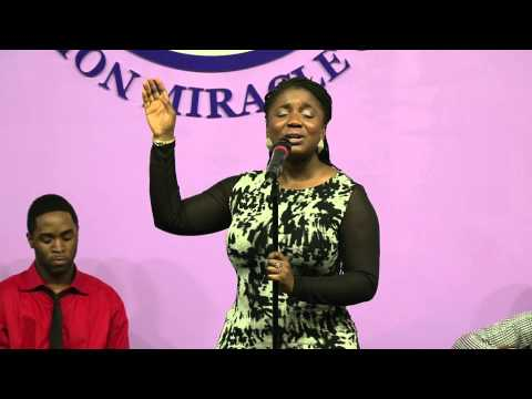 We Bow Down and Worship Yahweh - DMC Worship Team // (Kori Karikari)