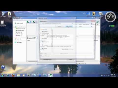 How to upload a Torrent on IsoHunt..wmv