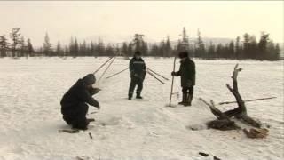 Подледная рыбалка в Себян-Кюеле. Выпуск 133. Эфир от 28.05.13