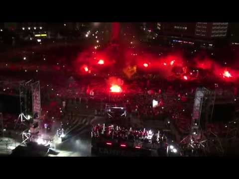 Benfica Celebration champions (epic environment lisbon)