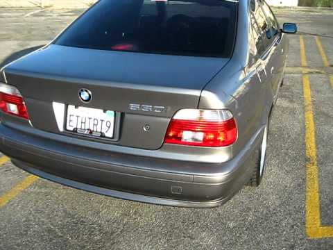 2001 BMW 530i for sale - YouTube
