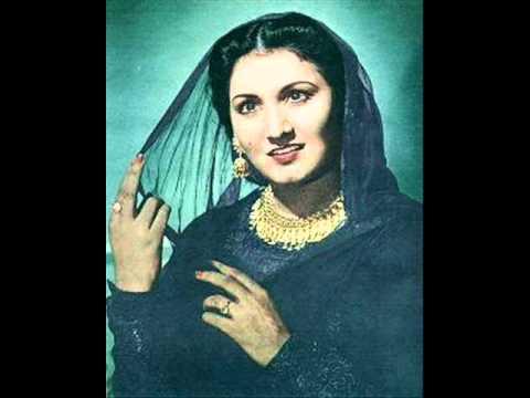 Madam Noor Jahan - Zar Say Barehmi Live (1974) .wmv