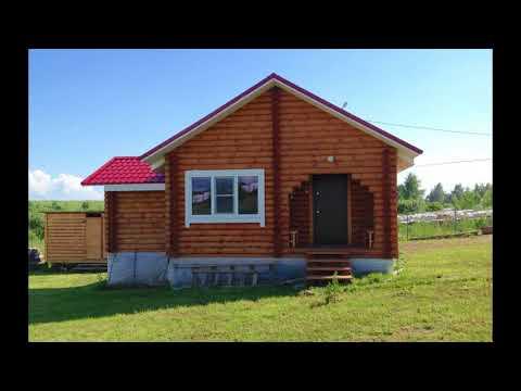 Зимний дом на Волхове в 5 км от Великого Новго...