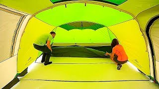 10 COOLEST TENTS  N THE WORLD