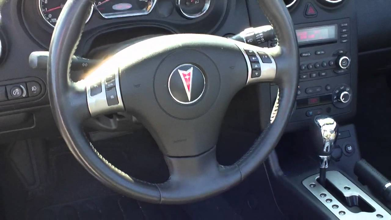 2007 pontiac g6 transmission shifting hard
