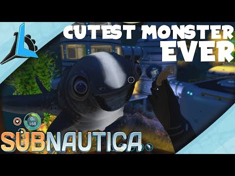 Subnautica- Cuddle Fish And New Base Tour