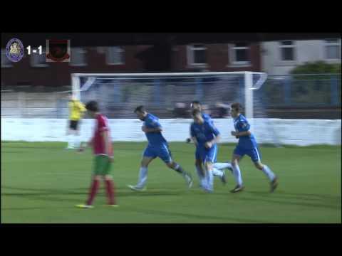 Radcliffe Borough v Harrogate Railway Athletic - Match Highlights