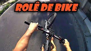 FUI NO BOWL E ANDEI DE BMX TOP Bike Vlog