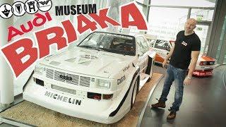 Bri4ka представя Audi Museum| Introducing Audi Museum