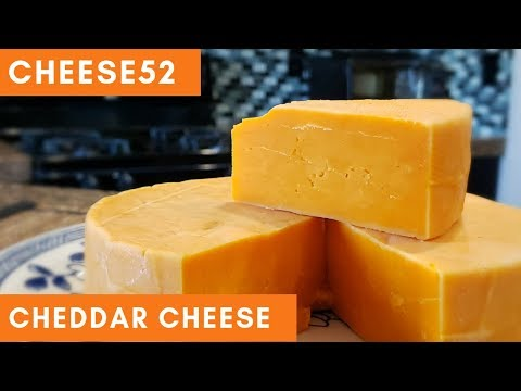 How to Make Cheddar Cheese (with Taste Test)