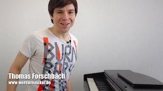Piano Tutorial - River flows in you - Teil 2 b - für Anfänger - Yiruma - Klavier & Keyboard lernen