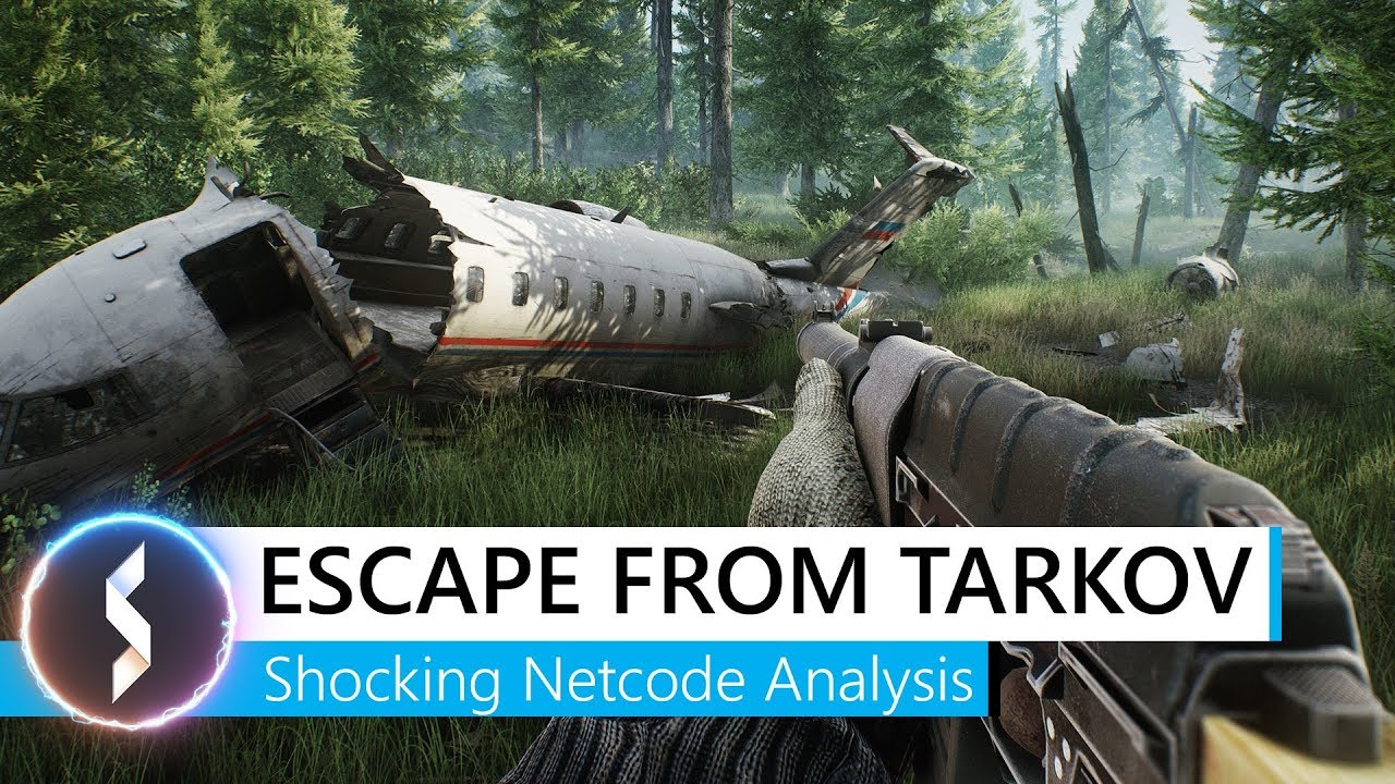Escape From Tarkov is incredibly laggy, and its developers