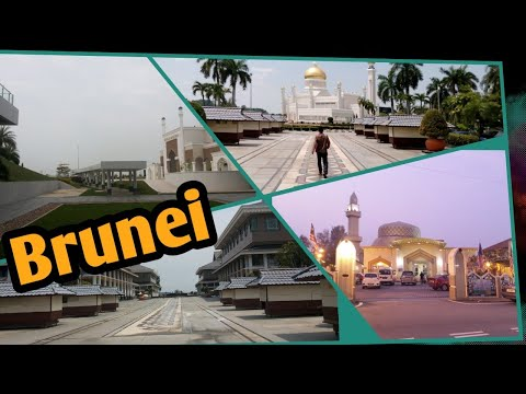 Brunei Darussalam and it's places