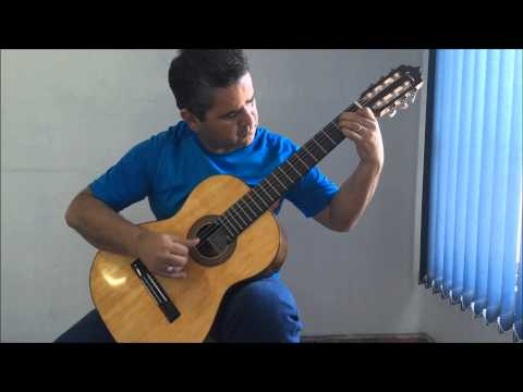 Classical GuitarLuthier MarcianoViolão Artesanal