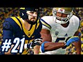 New Upgrade - Week 6 vs Cal | NCAA Football 14 Road to Glory Gameplay | Part 21