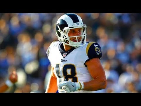 Cooper Kupp Official NFL Rookie Highlights    L.A. Rams Football 2017