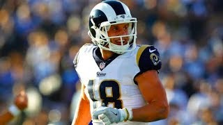 Cooper Kupp Official NFL Rookie Highlights || L.A. Rams Football 2017