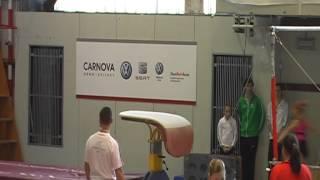 Ilona Kraftová - SG - Liga  družstev žen 2012 - II.liga - přeskok