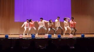 [KPOP AT SCHOOL] BTS (방탄소년단) - Boy With Luv (작은 것들을 위한 시)Dance Cover (Stage ver.) by 707