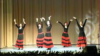 """Танец без границ - sondance.spb.ru """"Испанский танец"""" 29.12.18"""