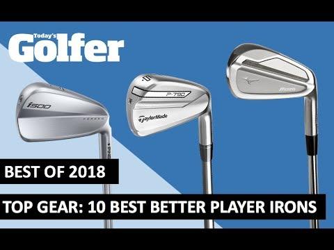 top 10 golf irons of 2018