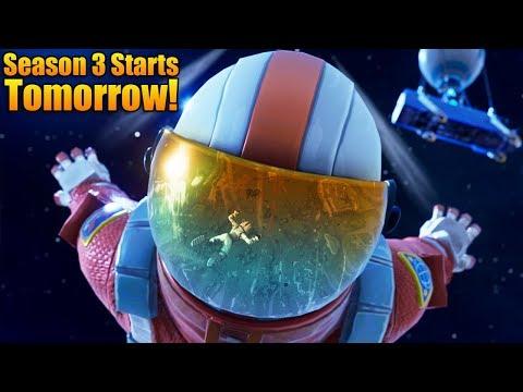 SEASON 3 STARTS TOMORROW! - 900+ Wins - Level 100 - Fortnite Battle Royale Gameplay - (PS4 PRO)