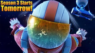 SEASON 3 STARTS TOMORROW! - 900+ Wins - Level 100 - Fortnite Battle Royale Gameplay - (PS4 PRO)