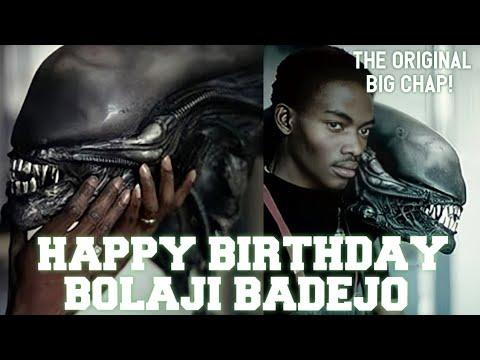 Happy 62nd Birthday To The Late Bolaji Badejo