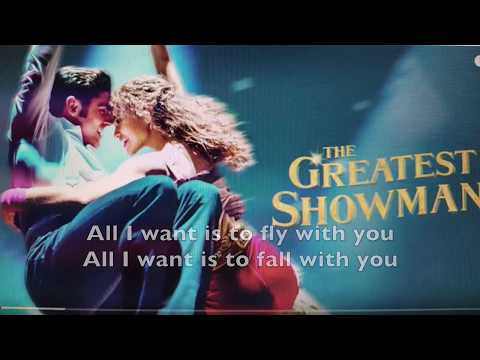 Rewrite The Stars (lyrics) Zac Efron & Zendaya