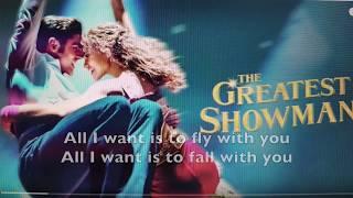 Download Lagu Rewrite The Stars (lyrics) Zac Efron & Zendaya Mp3