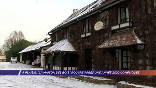 Yvelines | À Plaisir, le restaurant La Maison des Bois rouvre après une année 2020 compliquée