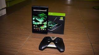 NVIDIA SHIELD Tablet - планшет для настоящего геймера