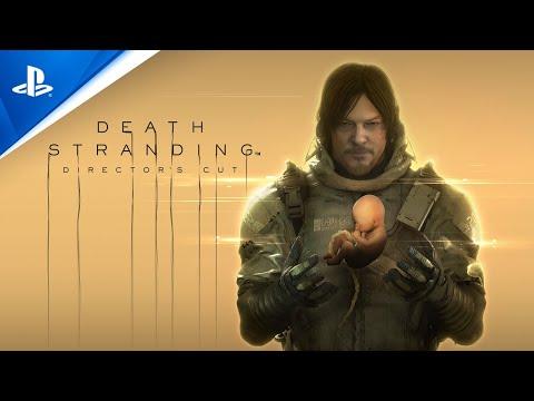 Death Stranding Director's Cut - Pre-order Trailer   PS5