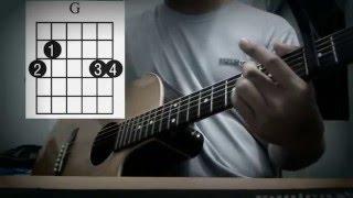 Hướng dẫn hợp âm guitar | Khi Người Yêu Mình Khóc - Phan Mạnh Quỳnh