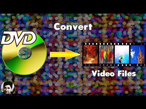 Convert DVD To Mp4 | DVD To Mp4 Files | Convert With Format Factory