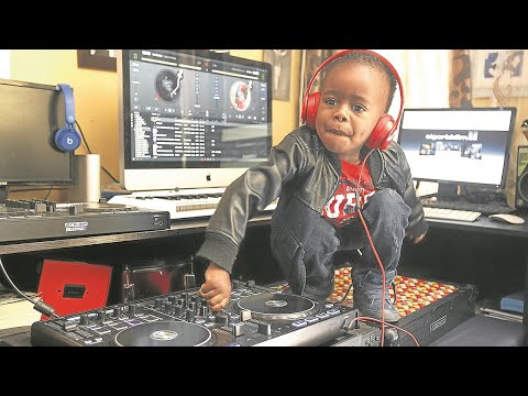 Worlds Youngest Famous DJ Arch Jnr Wins SA's Got Talent Making Him The Youngest Winner Ever.
