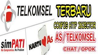 Terbaru Cara Buat Config Telkomsel Chat Opok Http Injector