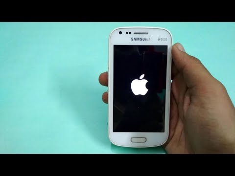 How To Install IOS 7 Rom (stable)on Samsung Galaxy S Duos 2 In Hindi Explained By Tech To Review