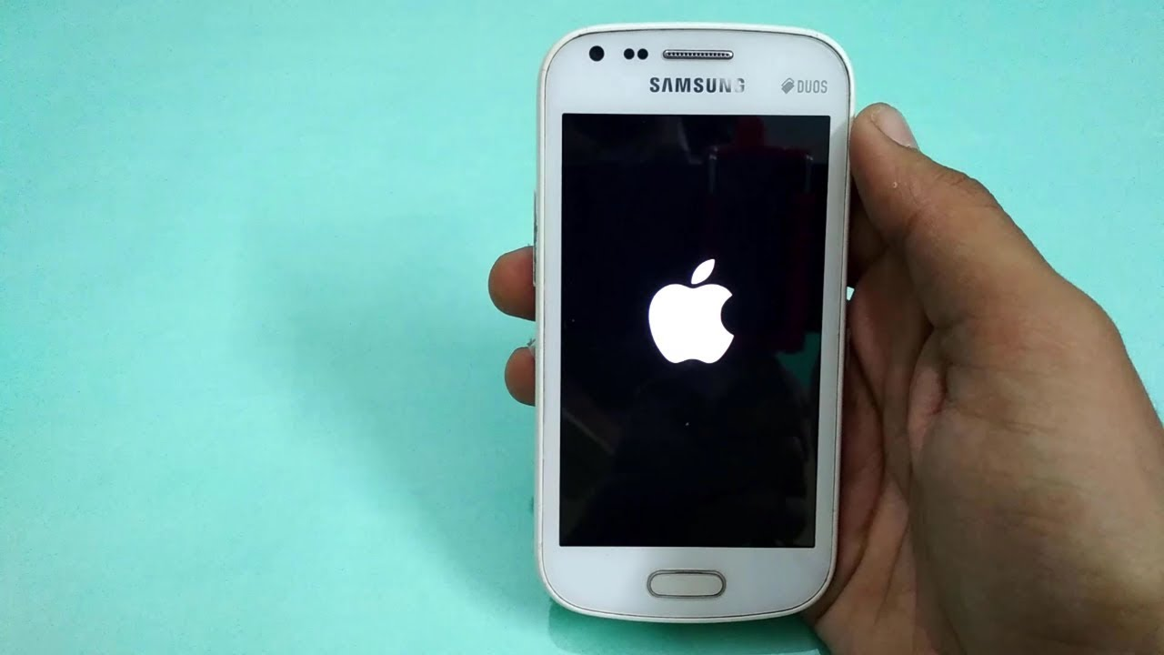 How to install IOS 7 rom (stable)on Samsung galaxy s dous 2 in hindi explained by tech to review